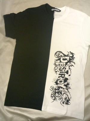 ツートンTシャツ