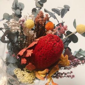 ワイルドフラワーの花束 プレゼント