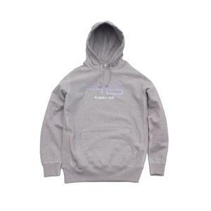 CONTROLLER PULLOVER HOODIE (GREY)