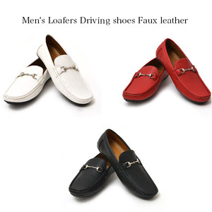 Men's Loafers Driving shoes Faux leather