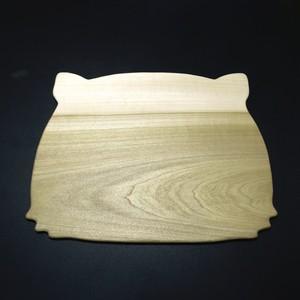 木製ランチョンマット(ネコ)