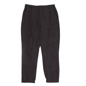 Slacks  Easy Pants -black <LSD-AI1P5>