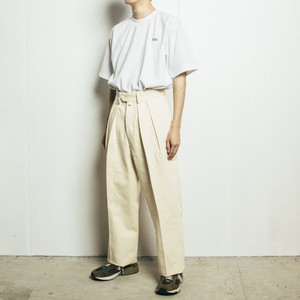 NEAT <WIDE> CONE MILLS WHITE DENIM