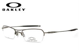 オークリー メガネ Hollowpoint 2.0 11-869 OAKLEY 眼鏡 ホローポイント 2.0 メンズ レディース オークレー メタルフレーム、ナイロール