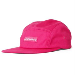 "Lafayette(ラファイエット)""Lafayette SMALL LOGO JET CAP""[PINK]"