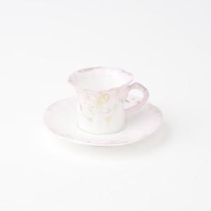 キャビネット(飾り用) ビンテージカップソーサー⑤ 【Unkown】サイズ小