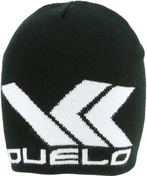 19029 Duelo Logo Beanie BLK
