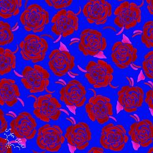 バンダナ【Rose】