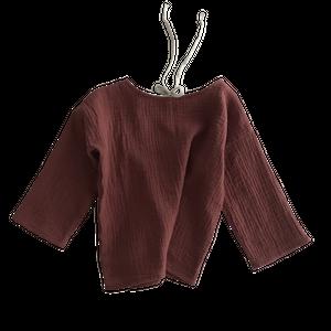 liilu / oversize shirt 2018AW