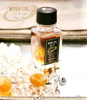 WISH OIL NL.17 ガネーシャ(GANESHA)