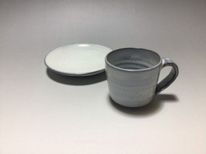 コーヒーカップ&ソーサー 白