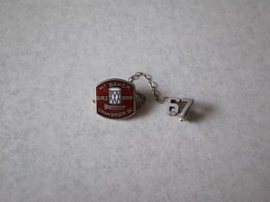 BADGE / GIRLS BAND MT.BAKER CRANBROCK BC. & 67
