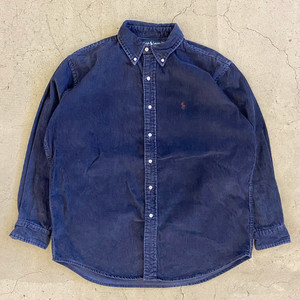 "90's Polo ""Ralph Lauren"" Corduroy BD Shirt"