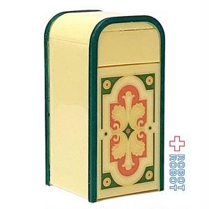 TDR 東京ディズニーリゾート ミニチュア フィギュア コレクション アラビアンコースト トラッシュ缶