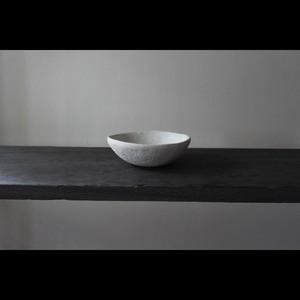 """英国の陶芸アーティスト【SARAH JERATH】""""CHALK"""" 10cm Bowl ボウル 小鉢 No.1"""