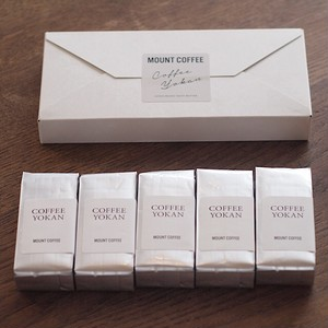 COFFEE YOKAN[5個入り]