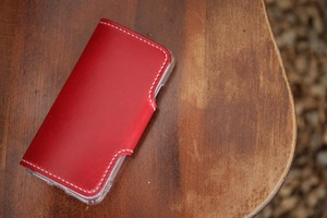 """※outlet sale※ Monitor flap iPhone case  """"one dot"""" for iphone 7 & 8"""