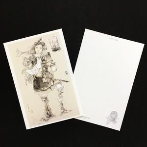 NEW! 入江明日香 ポストカード 持国天