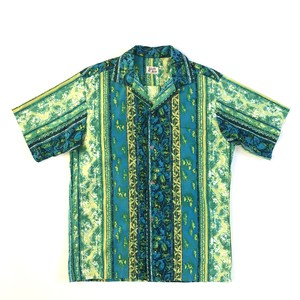 60's ~ 70's ヴィンテージアロハシャツ / リバティハウス / size M