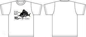 月丸カジキTシャツ