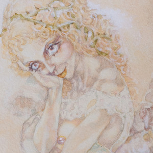 宮西計三『謎の花びら』
