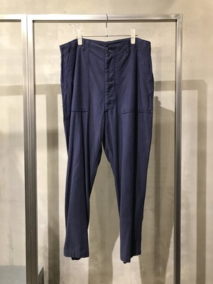 TrAnsference back shape baker pants - midnight