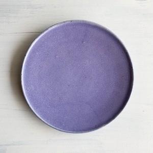丸皿(ラベンダー)
