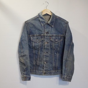 "LEVI'S 1960's 70505 ""BigE , Damage"""