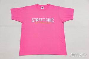 Crew - Tシャツ Block [PINK]