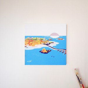 美らブロック - 古宇利島