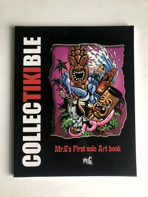Mr.G アートブック「COLLECTIKIBLE」