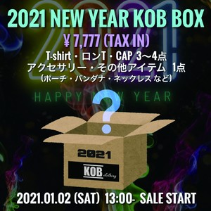 2021 NEW YEAR KOB BOX