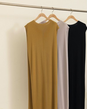 TODAYFUL トゥデイフル Pencil Knit Dress オリーブ  12010333