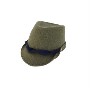 hntbk RRFW1925 fur felt Cap (MOSS)
