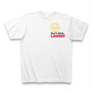 Laugh Tシャツ ホワイト