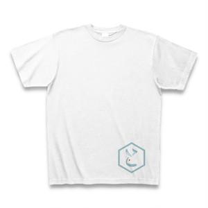 半袖Tシャツ <シンプルなオリジナルロゴ入り・白>