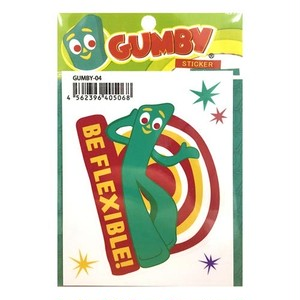 GUMBY Sticker (GUMBY-04)