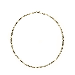 【GF1-20】18inch gold filled chain necklace