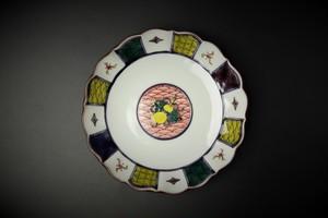 宝紋皿 九谷焼