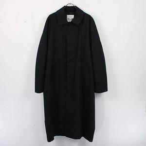 YAECA / ヤエカ   SOUTIEN COLLAR COAT LONG ステンカラーコート   S   ネイビー   メンズ