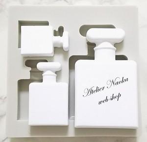 香水ボトル(3サイズSET) シリコンモールド