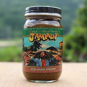 JAMMIN'SAUCE ジャミンソース 味噌  BBQにスパイシーなジャークチキン!!