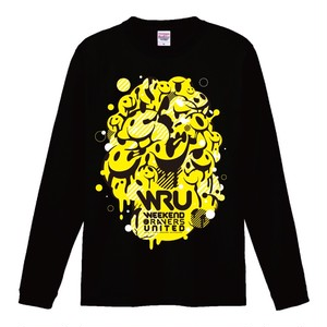 WEEKEND RAVERS UNITED Long Sleeve Tee