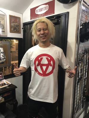 JAPAN Tシャツ Made by risk