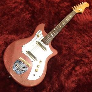 c.1960s Guyatone LG-80T ビザールギター 調整済み