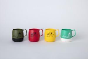 DINEX マグカップ『「がまくんとかえるくん」誕生50周年記念 アーノルド・ローベル展』