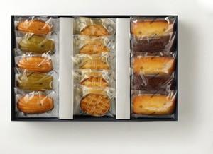 焼き菓子詰め合わせ 5種15個入り