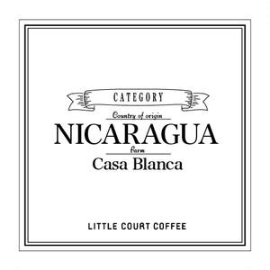 中深煎り/ニカラグア/カサ ブランカ/100g