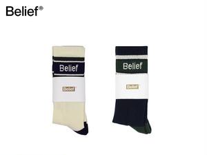 Belief NYC|Academic Sock