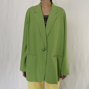 90's SAG HARBOR | green color jacket (V0744M)